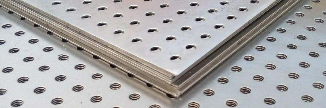 Изготовление металлических перфорированных листов